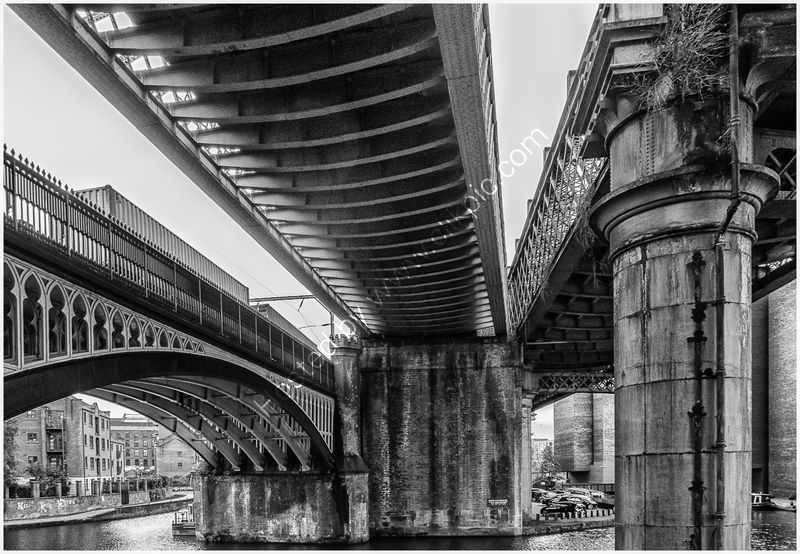 UNDERNEATH THE ARCHES by Christine Maughan