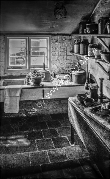 VICTORIAN SCULLERY by Tony Barker