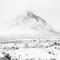 WHITE OUT ON RANNOCK MOOR by Mark Constable