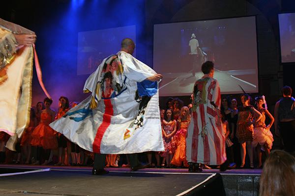 Cambridge University Fashion Show