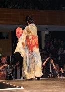 Samurai through Cherry Blossom