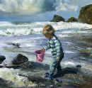 Incoming Tide Framed original £495