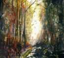 Woodland Path Original £495