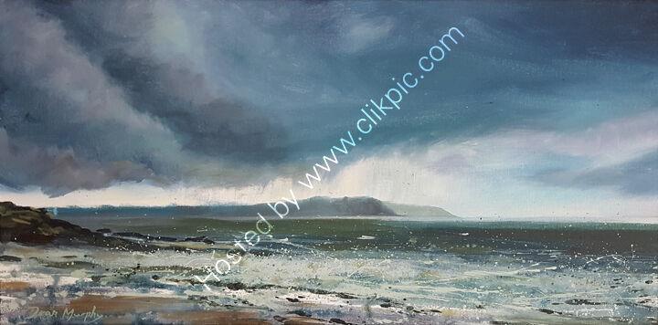 ....Autumn Rain cloud £750