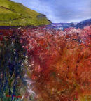 SOLD. Backways red brambles