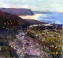 Clifftop Gorse Original £495