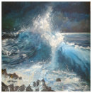 SOLD. Dark sky wave