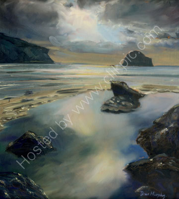 SOLD. Gullrock Cloud Reflections