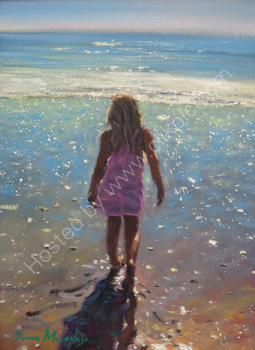 SOLD In the water £325