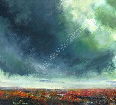 Moorland Storm Clould £395