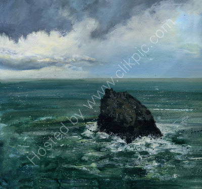 Winter Sea. Original £495