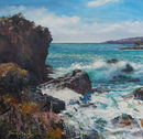 SOLD.Seascape 05 £695