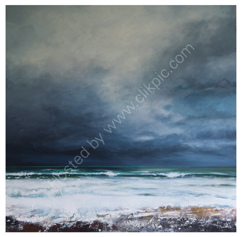 SOLD Shifting Storm. £1400