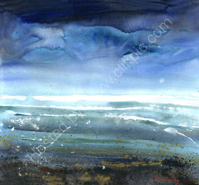 SOLD Seascape £495