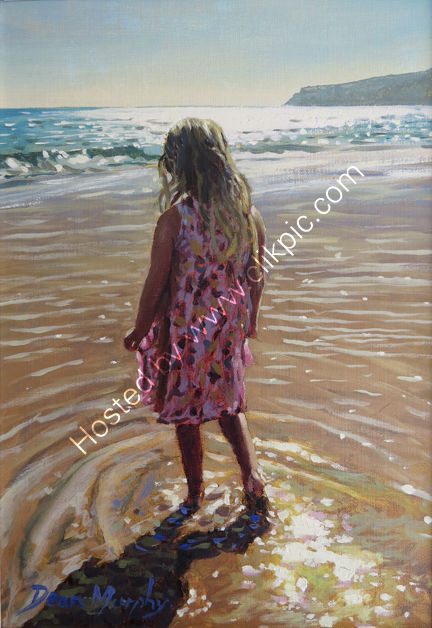 The water's edge. £325