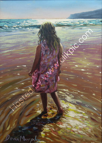 Sold.The water's edge. £325