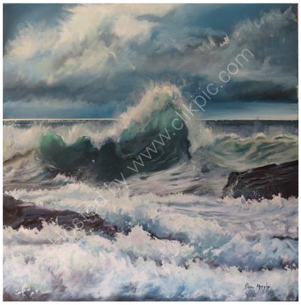 Wave surf peak £895