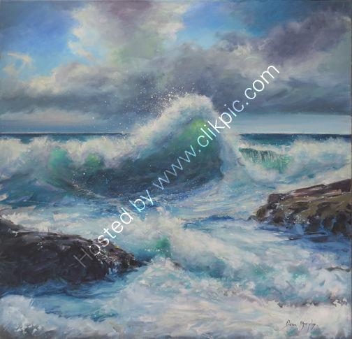 Wave surf peak £1200