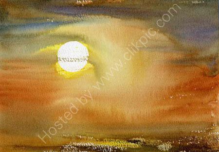 White sun £325