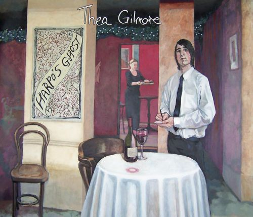 Thea Gilmore CD Cover