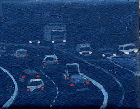 Night Drive, A9