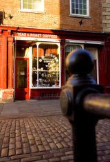 G H Porter traditional shop front
