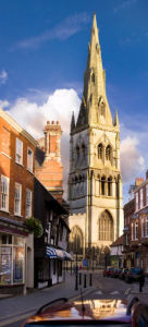 Kirkgate to St Marys church