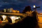 Newark Castle Dusk shot -1