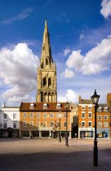 St Marys Church The Market Square