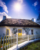 Yellow Cottage Co Galway