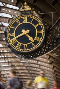 Station Clock York
