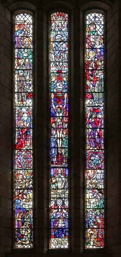 The East Window, The Cathedral Church of St Machar