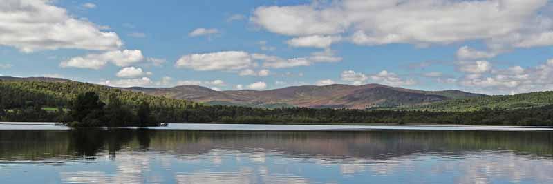 Loch Kinord, Aberdeenshire