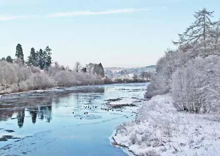 River Dee in Aboyne