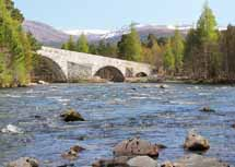 The Old Brig o'Dee, Invercauld