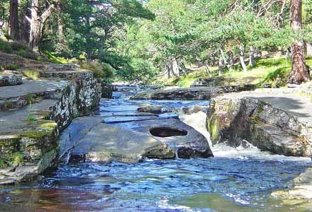 The Punchbowl, River Quoich