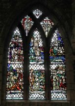 The Crombie Window, The Cathedral Church of St Machar