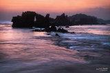 Smoky Sunset Black Saturday 2009