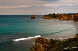 Split Point Lone Surfer