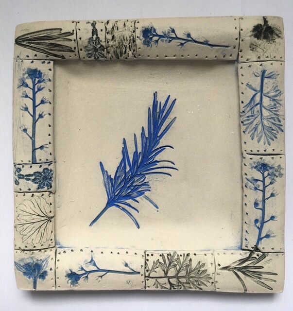 Decorative 'plate'