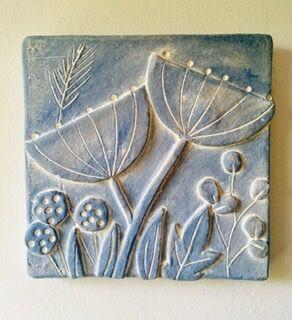 Decorative wall plaque
