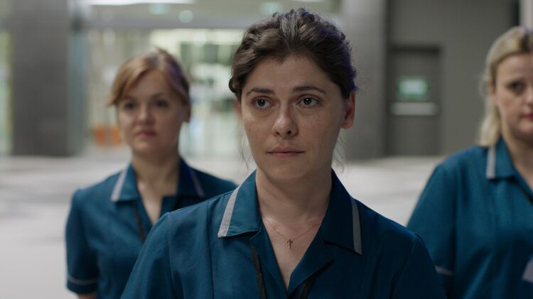 "Nikos Labôt, ""Her Job"" (2018) © Homemade Films"