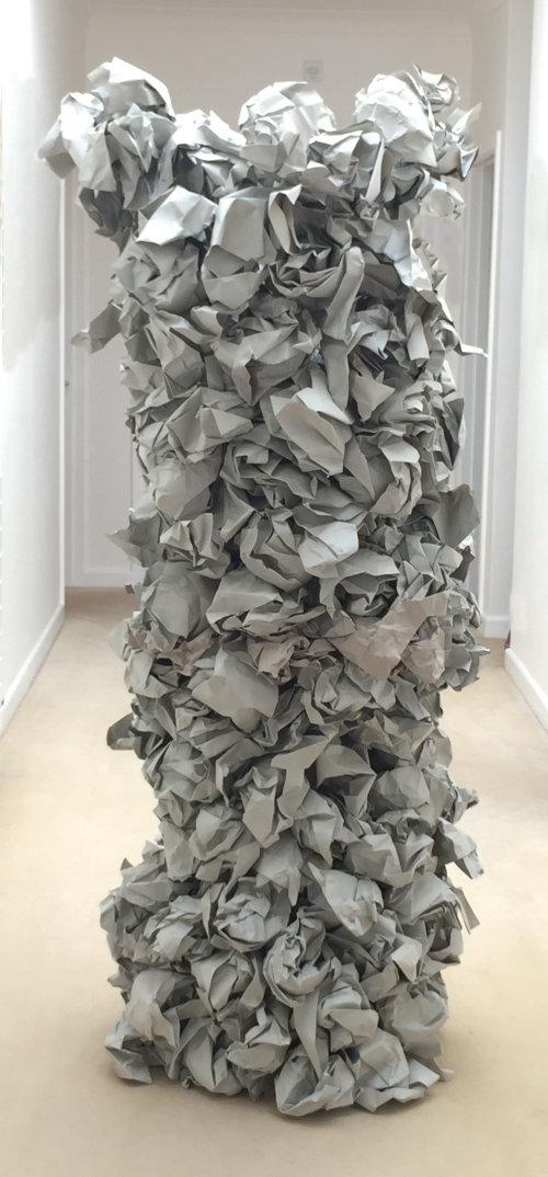 Pillar of Paper, 2016