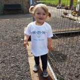 Demis T shirt Available from Toddler to Adult