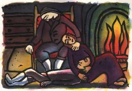 Earnshaw, Catherine and Heathcliff