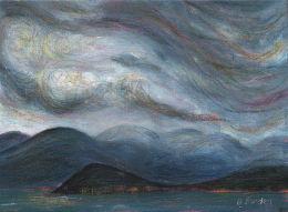 Twirly Clouds