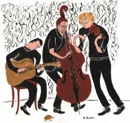 Trio Gitan