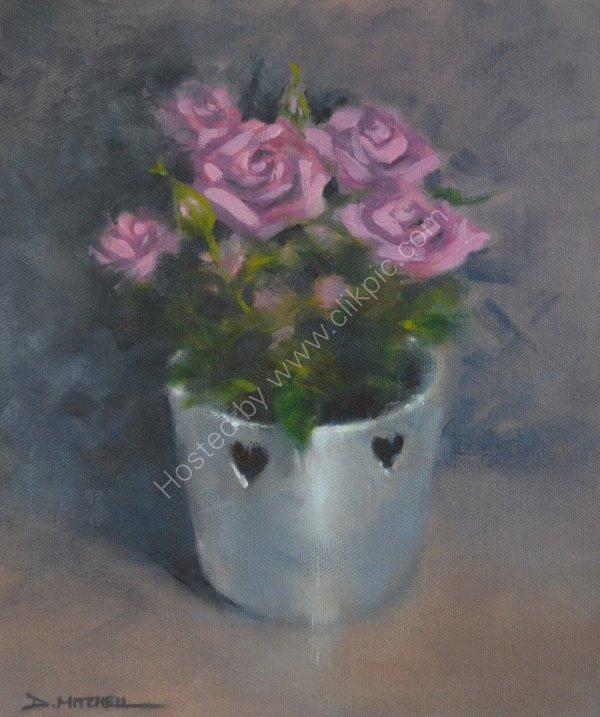Love Hearts & Roses