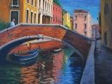 A Morning Stroll, Venice