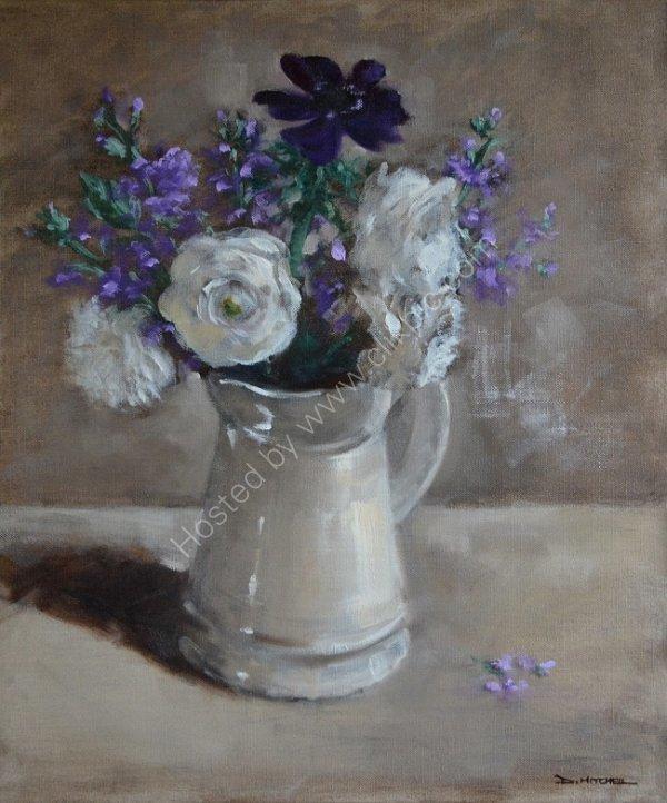 Violets & Cream